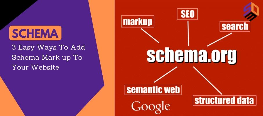 Add Schema Mark up To Your Website