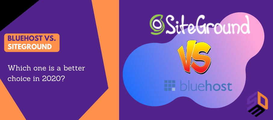 Siteground Vs. Bluehost - Better Choice For Hosting Clinic Websites 1