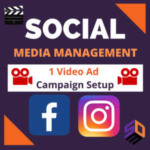 Brand Promotion: Facebook & Instagram Video Ad Setup 1